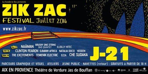 zik zac festival 2014