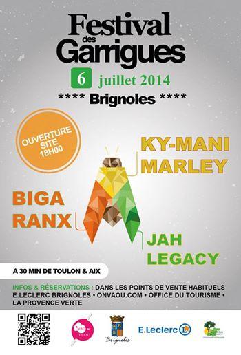 festival des garrigues 2014