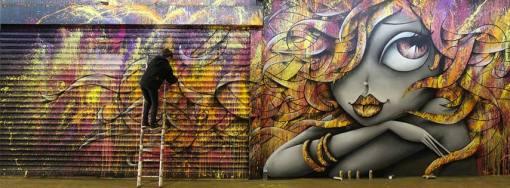 Vinie Graffiti Art