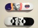 Ian Johnson - Skate board